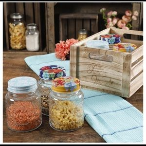 The Pioneer Woman Spring Bouquet 16oz Jars